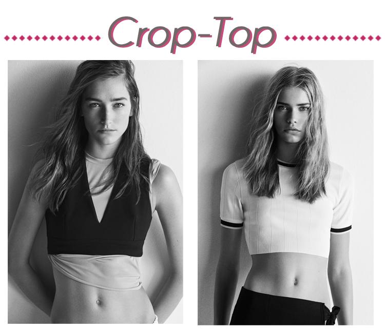 Crop Top Zara