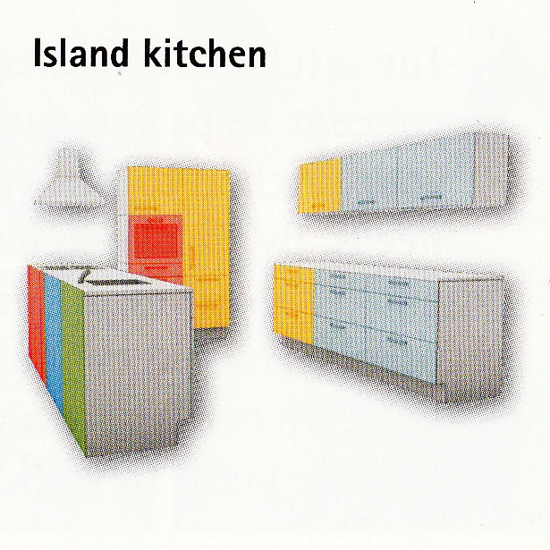 Galley Kitchens With Islands