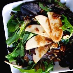 cinnamon white wine vinegar salad dressing