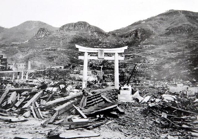 Hiroshima, bomba atómica,
