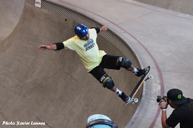 Steve Caballero, 2012 Pro-Tec Pool party