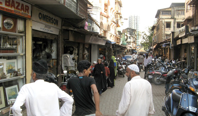 الاسواق في بومباي