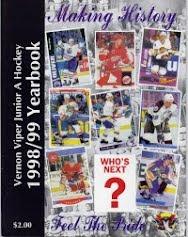 Vernon Vipers 1998-99 Program