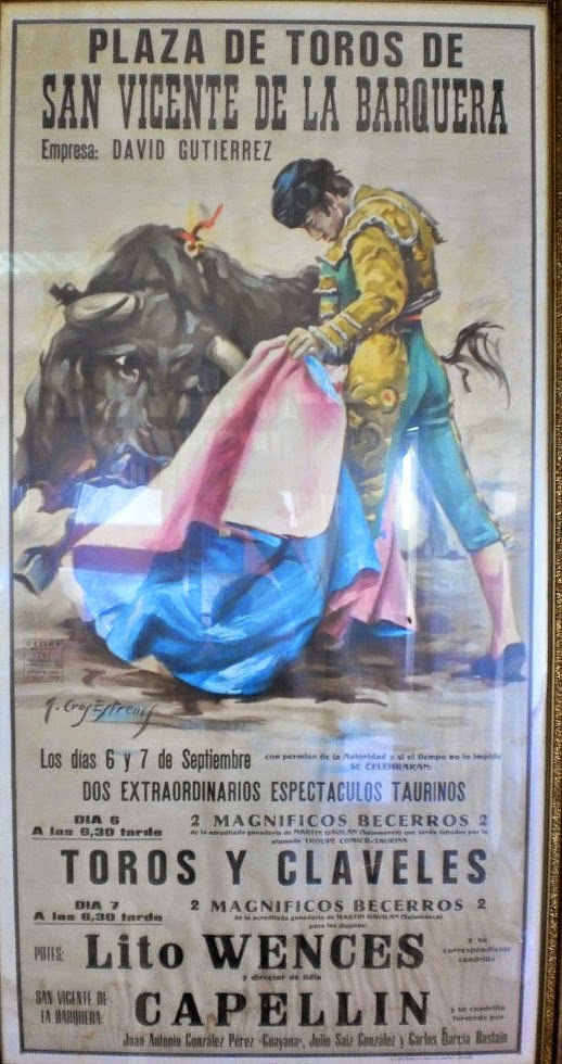 SAN VICENTE DE LA BARQUERA CANTABRIA TOROS