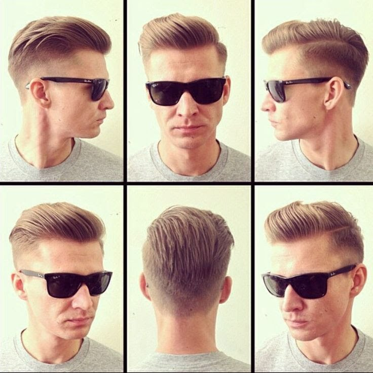 Model Tatanan Rambut Pria Terpopuler Di Tahun Aneka Tips - Hairstyle cowok jaman sekarang