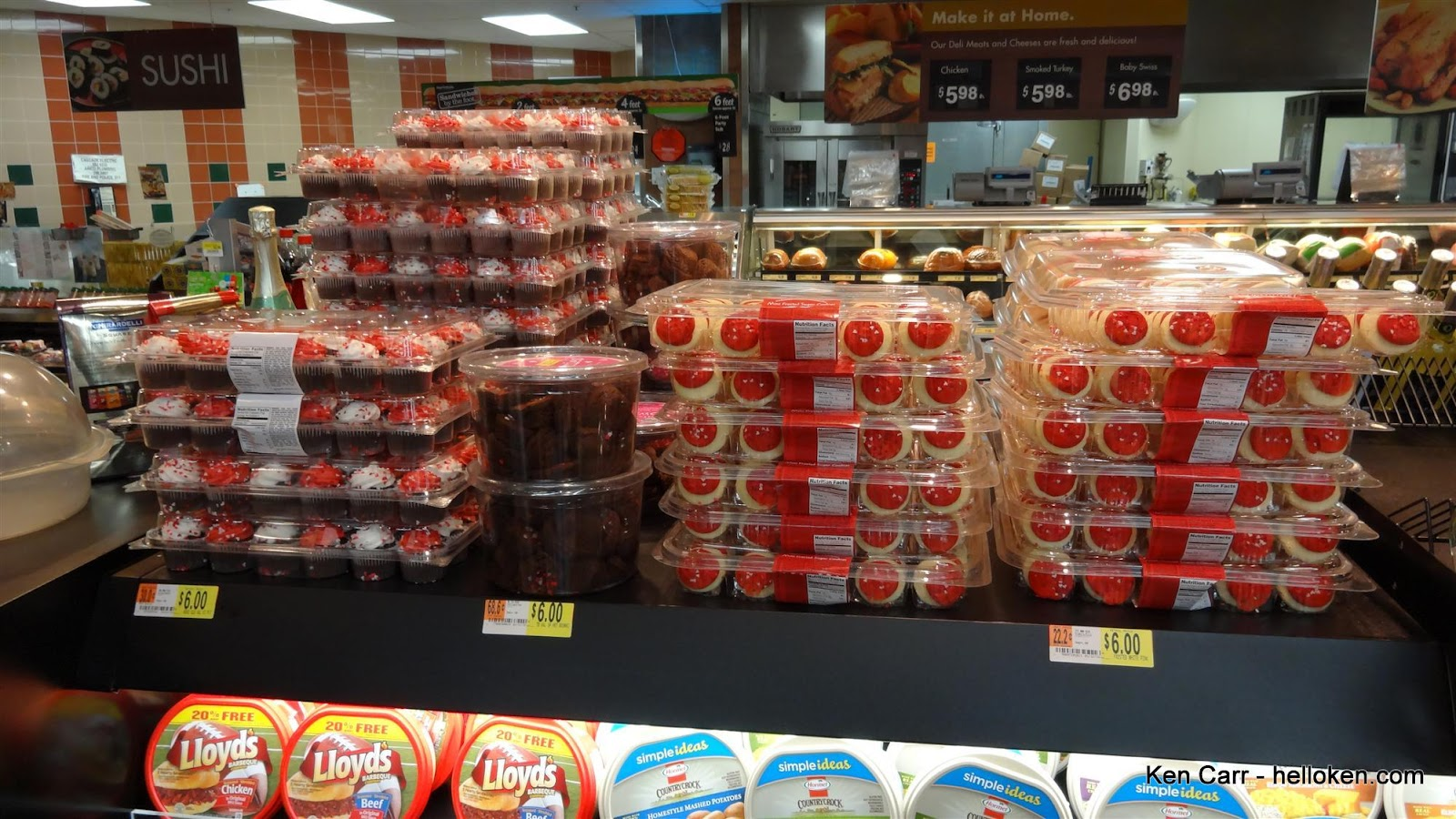 Itu0027s 2 1/2 Weeks Until Valentineu0027s Day And Walmart Market Has Already Baked  Themselves Stupid