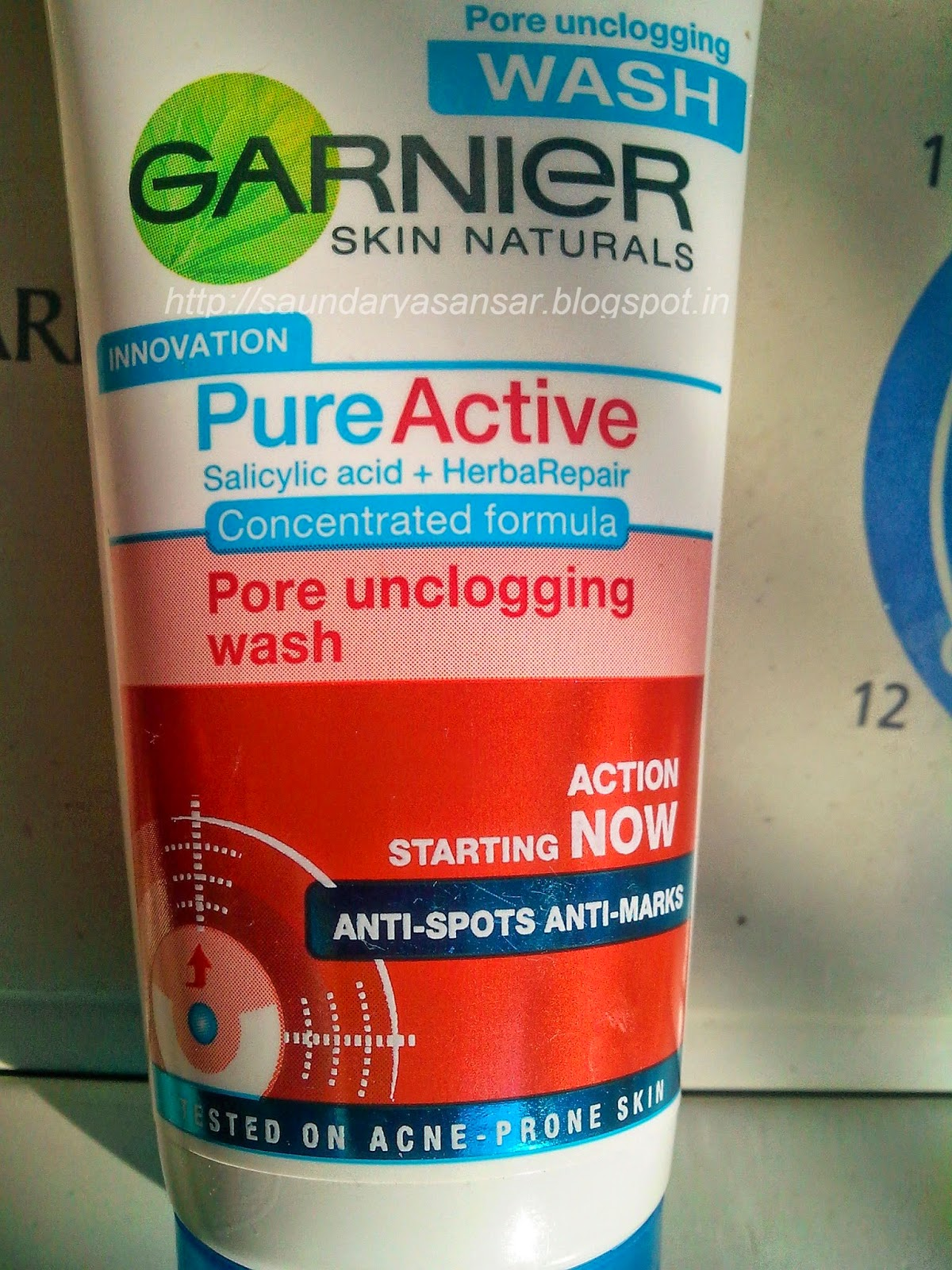 Pure Active Pore Unclogging Wash Review