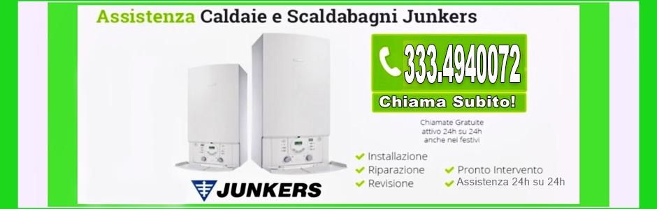 333.4940072 - Assistenza Caldaie Junkers Milano