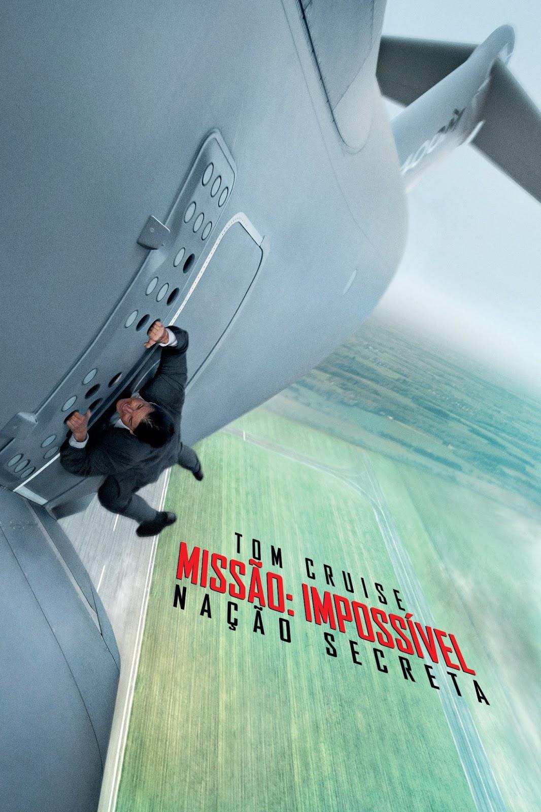 Missão Impossível 5: Nação Secreta – Dublado (2015)