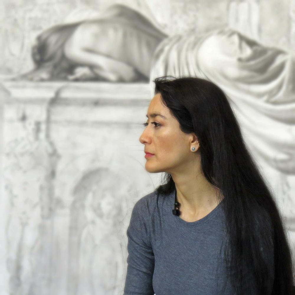 Avelina Lésper. Directora de la Colección Arte Milenio