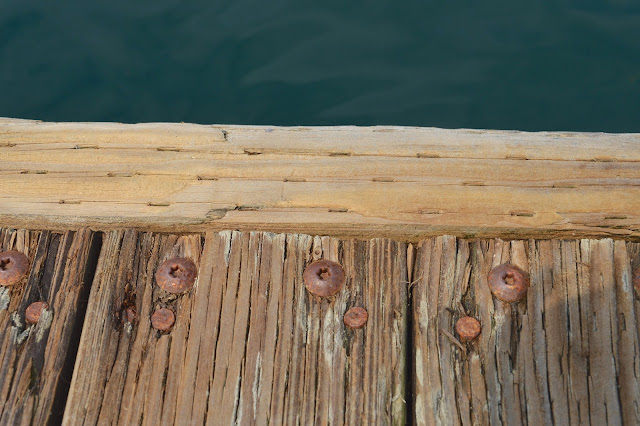 Roche Harbor dock detail
