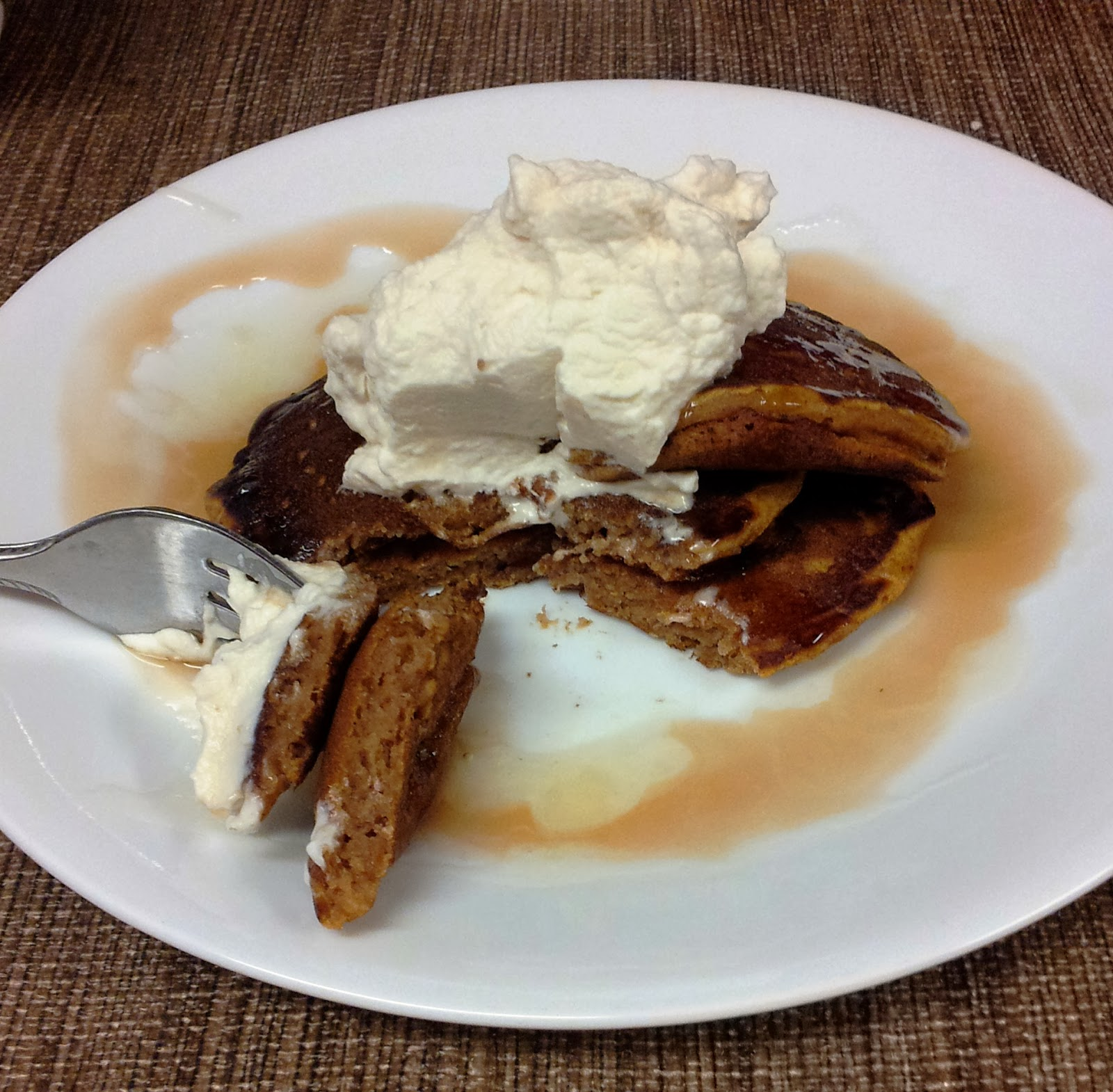 Maple And Toasted Pecan Pie With Maple Whipped Cream ...