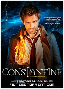 Constantine 1 Temporada Torrent HDTV