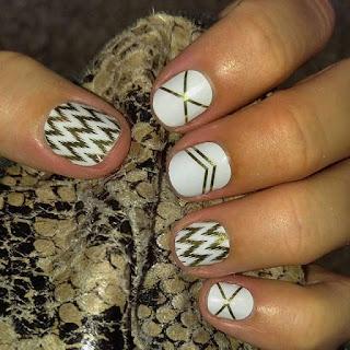 noel giger jamberry nails nailart nail art jamberrynails fall nail art holiday halloween christmas thanksgiving