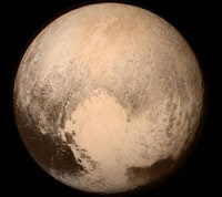Pluto - NASA New Horizons mission