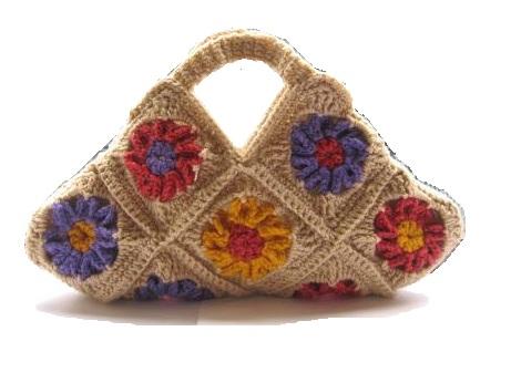 DIY : Crochet Project Bag Sewing Tutorial | Gleeful Things