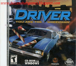 Driver you are the wheelman review