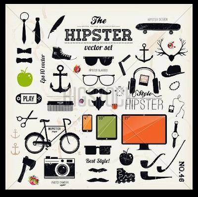 Subcultura urbana - Hipster - Elementos básicos de todo hipster