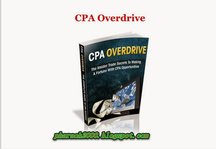 CPA over drive