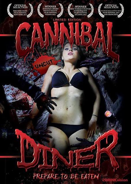 Bữa Tiệc Thịt Người - Cannibal Diner (2012)