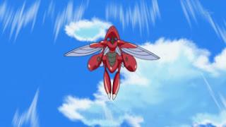 Usina Hidrelétrica Scizor_Fly