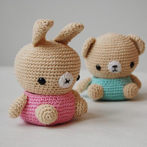 Amigurumi Baby Kostenlos : Nihon Kawaii: Aprenda a fazer lindos croches em formas de ...