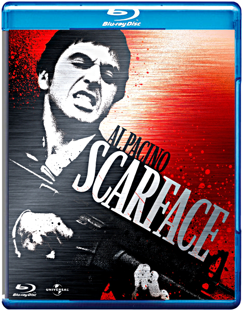Scarface 1983 Hindi Dubbed Dual BRRip 480p 400mb