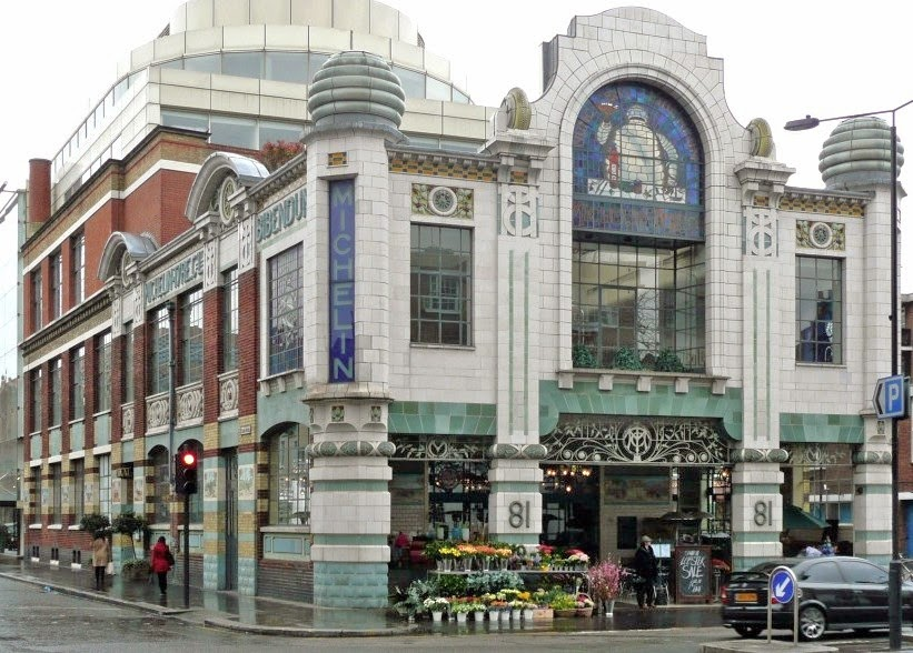 Uk Best Art Deco Buildings