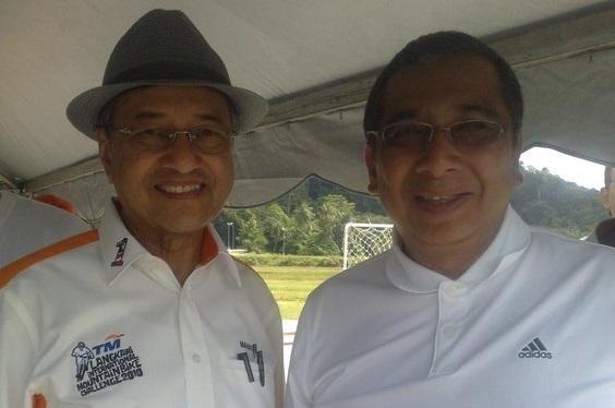 YAB Tun Dr Mahathir Mohamad