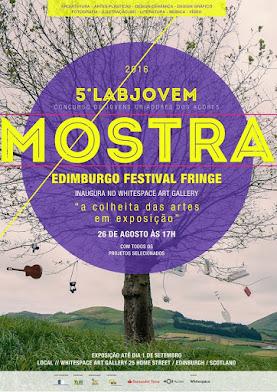 5ª MOSTRA LABJOVEM | Edinburgh Fringe Festival