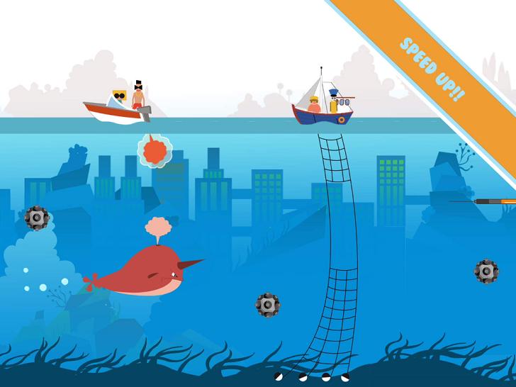 Moby's Revenge Main Game App