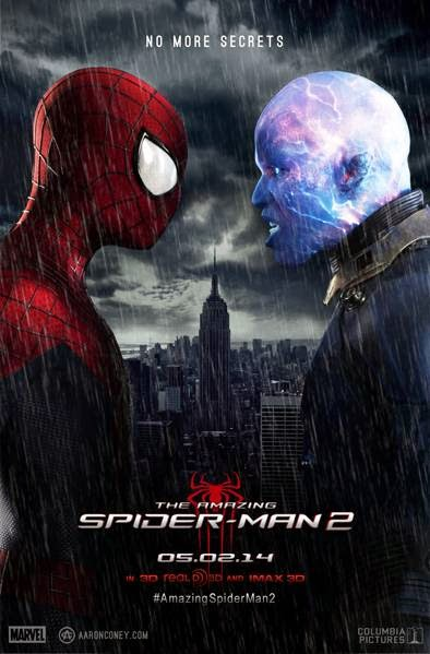 The Amazing Spider-Man 2 el poder de electro