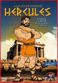 Baixar Filme   A Lenda do Poderoro Hércules   DVDRip AVI Dublado
