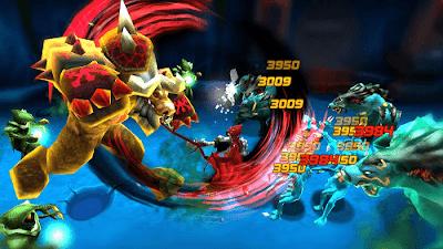 Blade Warrior HD v1.3.3 Mod Apk Data (Mega Mod) 1