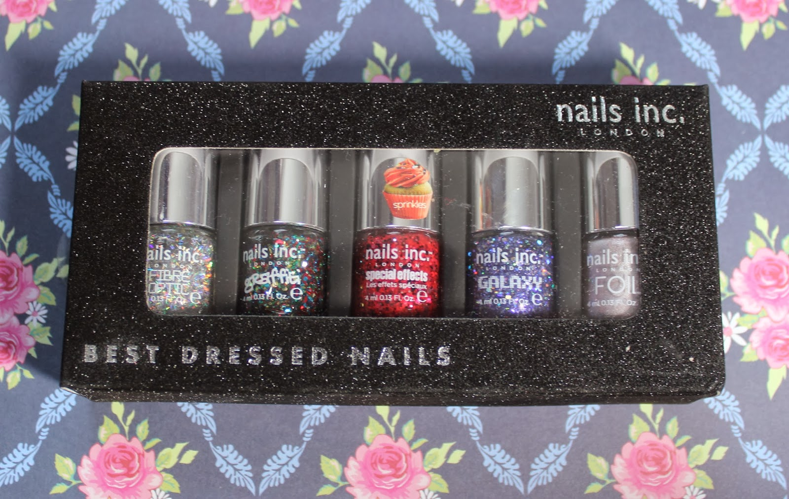 nails inc best dressed review