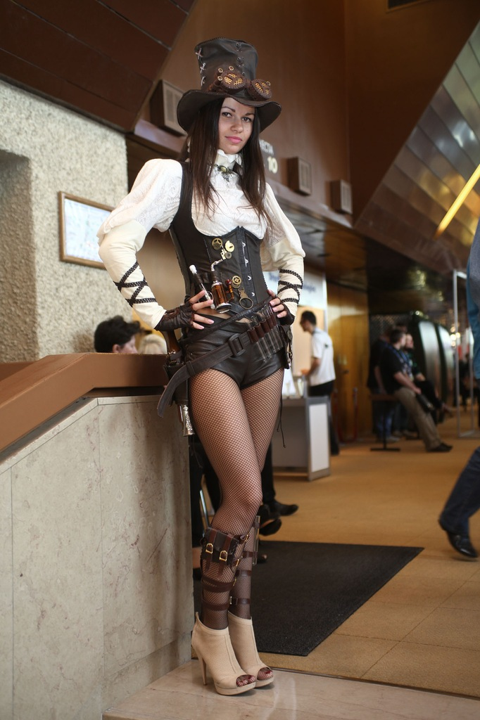 All Things Cool Steampunk Girls 1