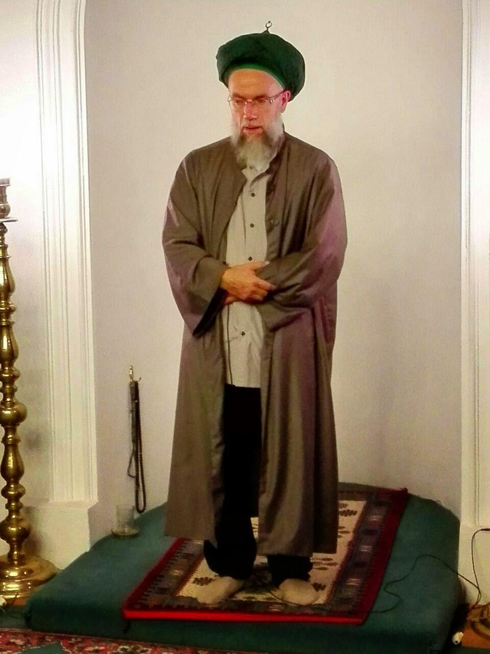 Mawlana Sheikh Mehmet Adil Al-Haqqani