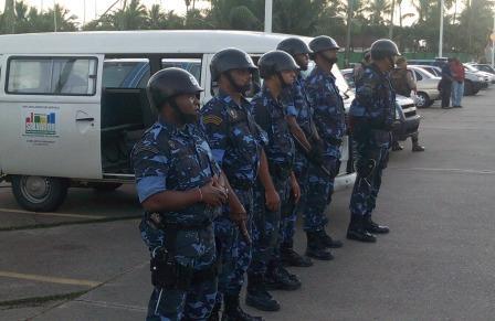 Guardas Municipais de Salvador / Poluição sonora combatida com rigor na cidade