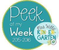 http://www.mrswillskindergarten.com/2015/09/peek-at-my-week.html