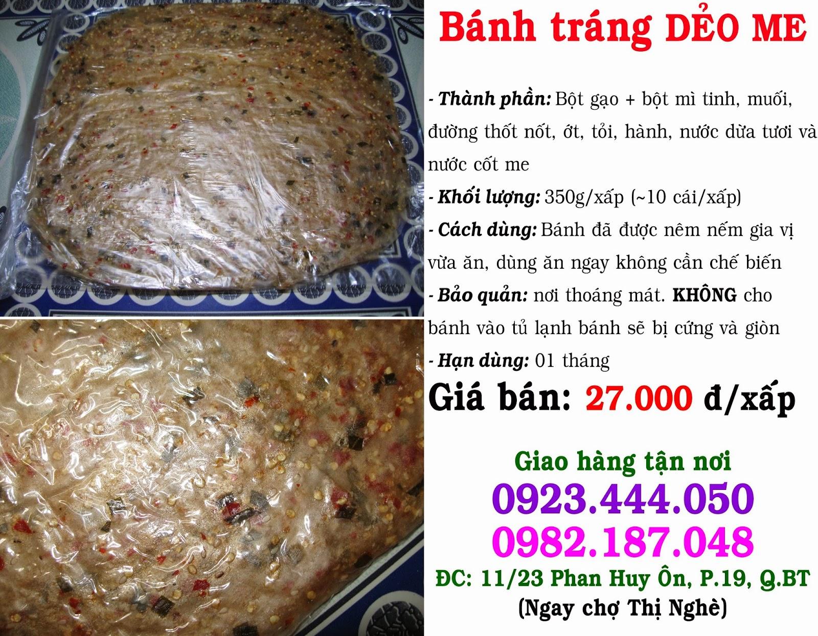 Alo...Bánh tráng Tây Ninh 0923.444.050 - 9