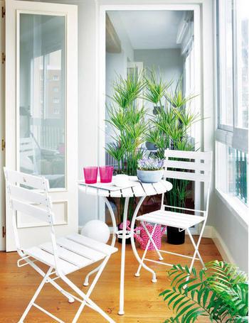 Como decorar tu terraza consejos para hacer acogedora la - Como cerrar terraza ...