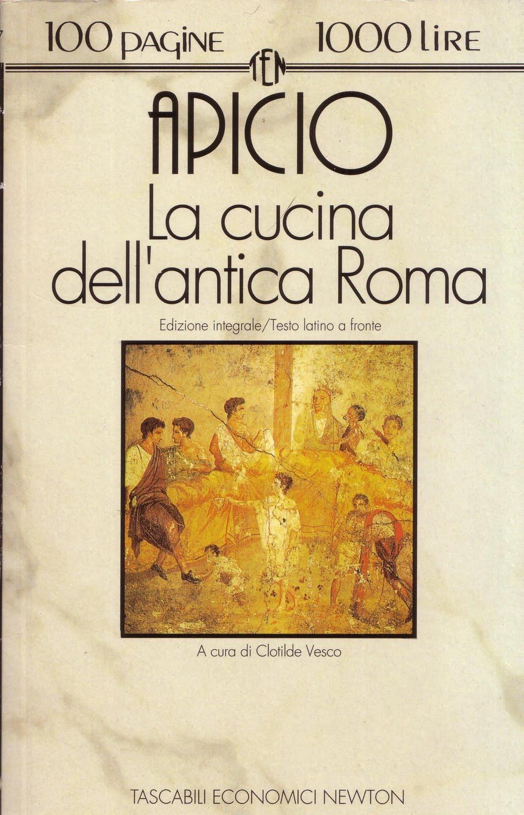 La cucina dell antica roma la cucina di nonna papera for Cucina antica roma