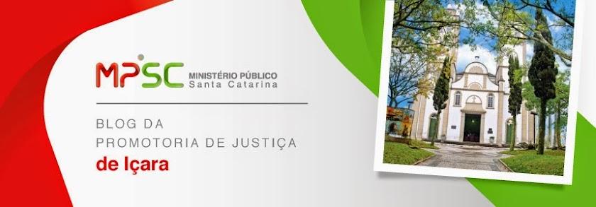 PROMOTORIAS DE JUSTIÇA  COMARCA  DE  IÇARA