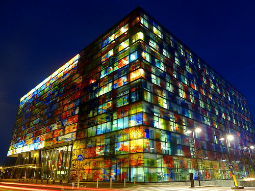 Influencias del pop art en publicidad arquitectura for Arquitectura moderna