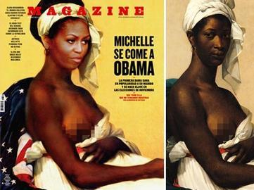 Nude african american magazines