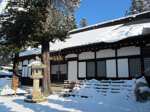 Sogenji Temple Takayama