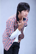 Myanmar Popular Actor and Model Boy, Aung Ye Lin