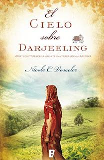 El cielo sobre Darjeeling- Nicole C. Vosseler