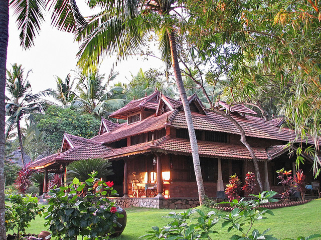 Resort near beach : Tour with specialist tour operator company in kerala region