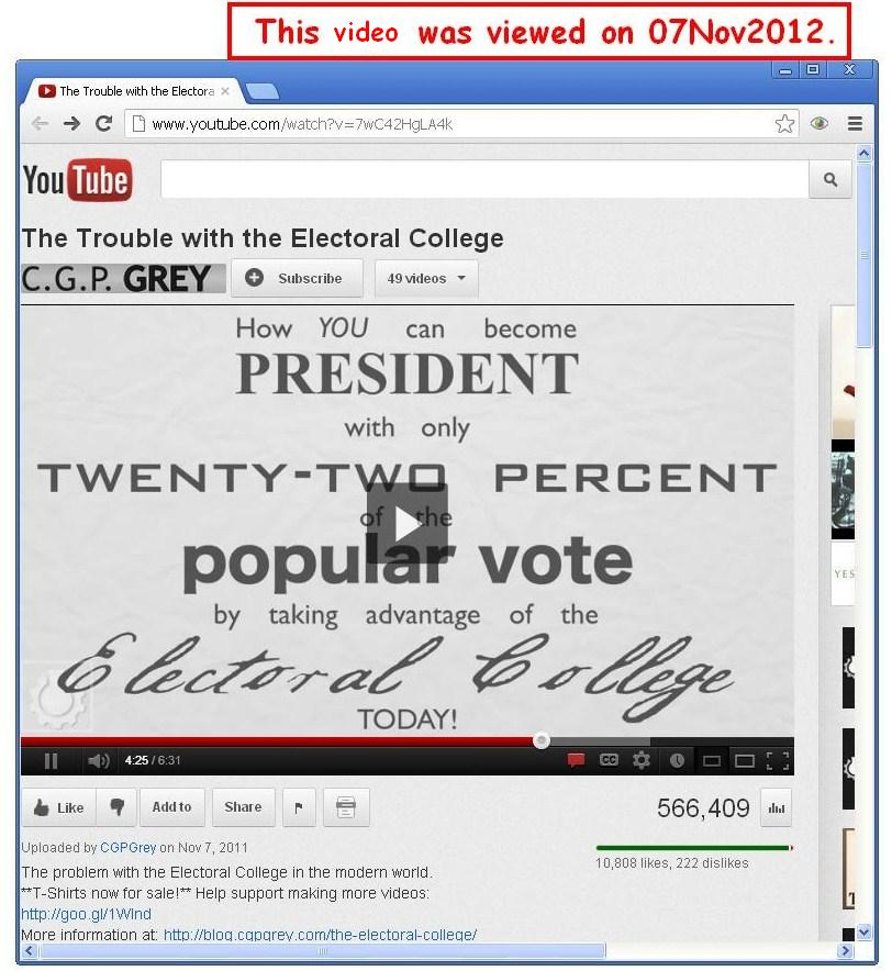 electoral college system The electoral college is an outdated system that must be reformed in order to assure the democratic tenets this country was  abolish the electoral college.